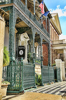 The Rutledge House by Gazie Nagle