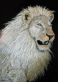 The Sacred Spirit of the White Lion by Michael Durst