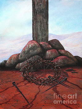 The Sacrifice of his Love by Michael Nowak
