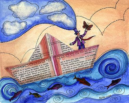 The sailor dreamer by Graciela Bello
