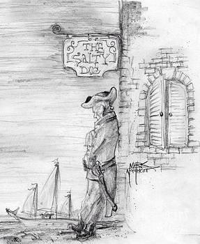The Salty Dog by Mark Northcott
