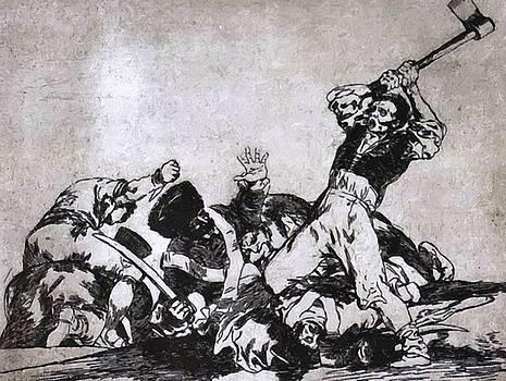 The Same by Goya Francisco