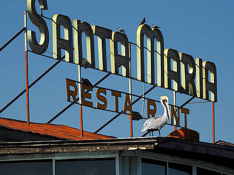 The Santa Maria by Rod Seel