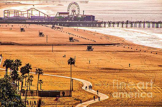 Julian Starks - The Santa Monica Pier