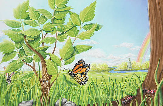 The Sapling - Happy Day by Emily MacDonald