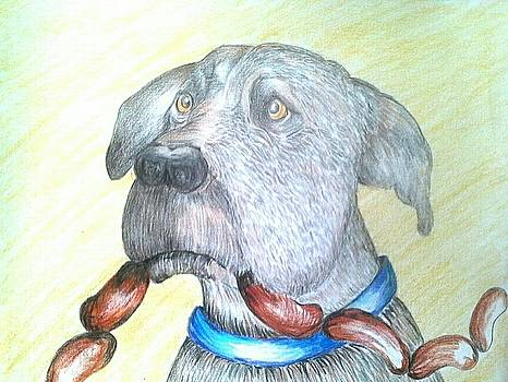 The Sausage Thief by Alan Kennedy