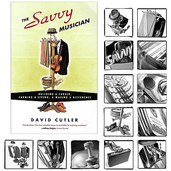 The Savvy Musician by Benjamin Bullins