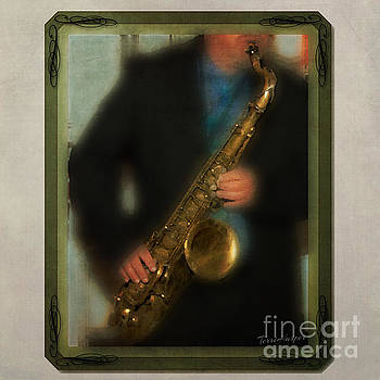 The Sax Player by Terri Harper