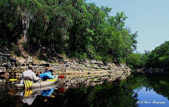 Barbara Bowen - The Scenic Suwannee River