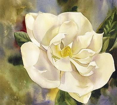 Alfred Ng - The scent of magnolia