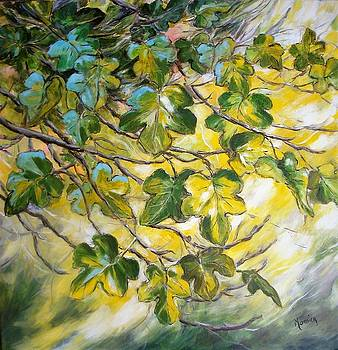 The Scent Of The Fig Tree by Cathy MONNIER