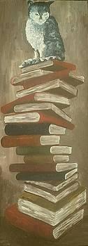 The scholar  by Alan Kennedy