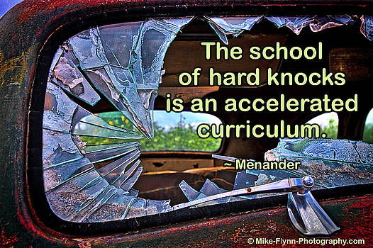 The School of Hard Knocks by Mike Flynn