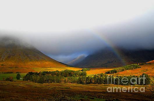 The Scottish Highlands by Steven Brennan