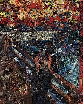 The Scream After Edvard Munch by Joshua Redman