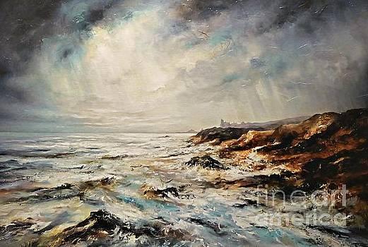 The Sea  by Amalia Suruceanu