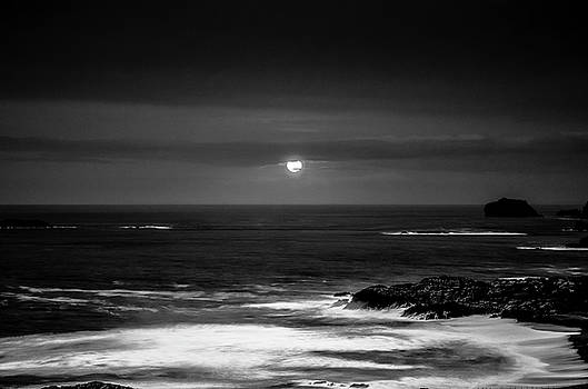 The Sea by Night by Martina Fagan
