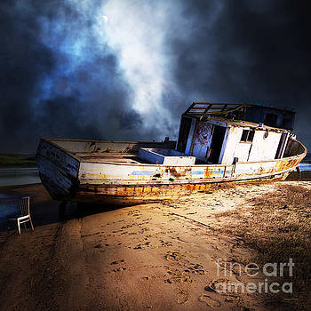 Wingsdomain Art and Photography - The Sea Never Gives Up Her Dead DSC2099 square
