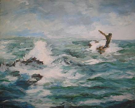 The Sea by Rushan Ruzaick