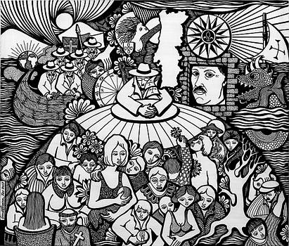 The Sea was conquered the Empire undone by Jose Alberto Gomes Pereira