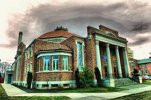 The Seasons Performance Hall  by Jeff Swan