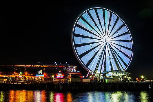 Pelo Blanco Photo - The Seattle Great Wheel 3