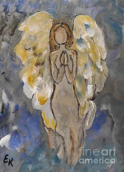 the Secret Angel by Ella Kaye Dickey