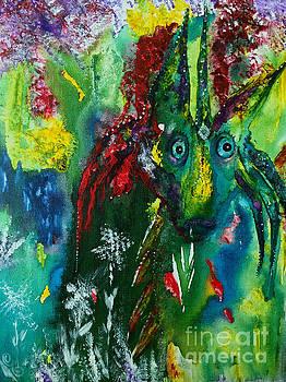 The Secret Dragon by Julie Engelhardt