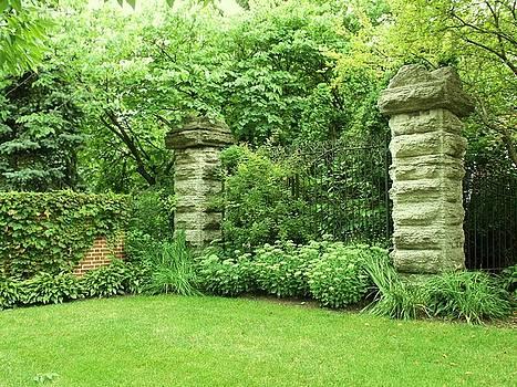 The Secret Garden by Anna Villarreal Garbis