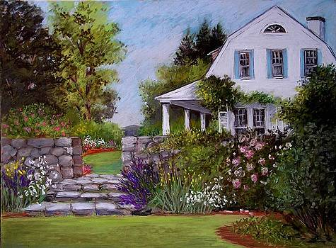 The Secret Garden by Nita Leger Casey