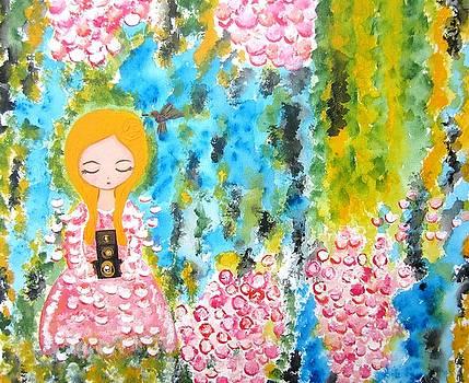 The Secret garden by Rakhee Krishna