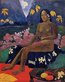 Gauguin - The Seed Of The Areoi