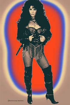 The Sensational Cher by Michael Chatman