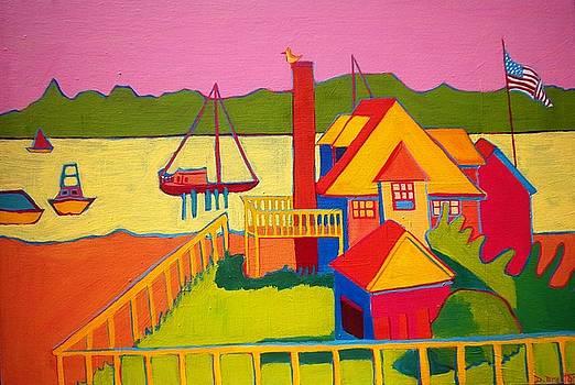The Sentry by Debra Bretton Robinson