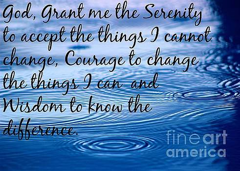 Jenny Revitz Soper - The Serenity Prayer