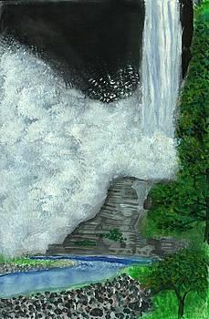 The Seventh Falls by Ramon Bendita