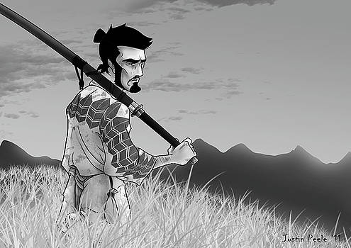 The Seventh Samurai by Justin Peele
