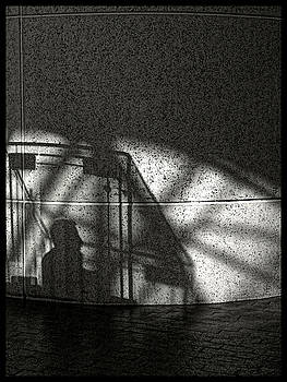 The Shadow Of A Man by Jeff Breiman
