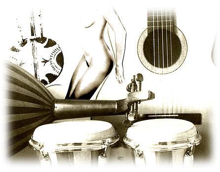 The Shape of Music 2 by Marwen Hicheri