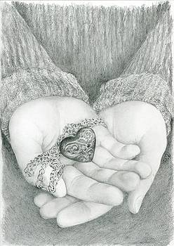 The Shape of My Heart by Bitten Kari