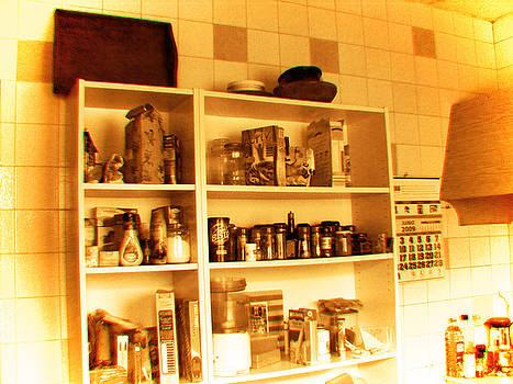 The Shelf by Ingrid Dance
