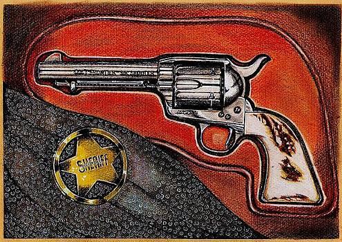 The Sheriff by Ricardo Reis