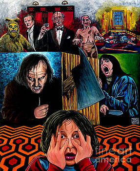 The Shining by Jose Mendez