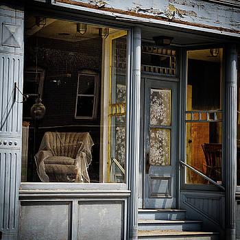The Shop by Geoffrey Coelho
