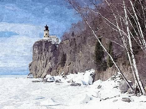 The Shoreline Lighthouse by Maciek Froncisz