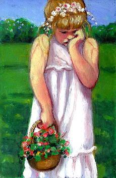 Joyce Geleynse - The Shy Flower Girl