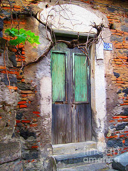 The Sicilian Doorway by Joseph Re
