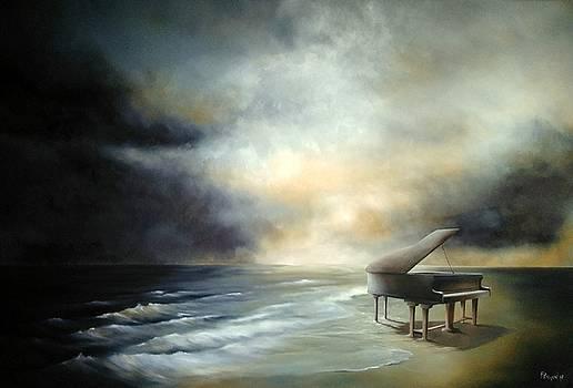 The Silent Partition by Fabien Petillion