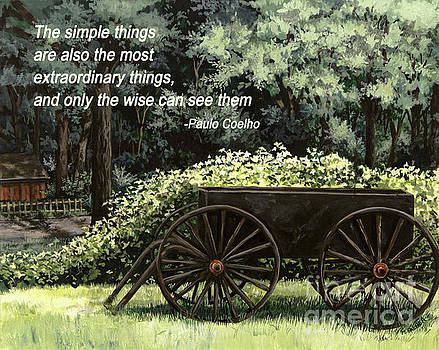 The Simple Things by Mary Palmer