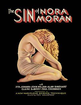 Daniel Hagerman - The SIN of NORA MORAN LOBBY AD 1933